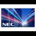 "NEC MultiSync X464UNS 116,8 cm (46"") LED Full HD Digital signage flat panel Negro"