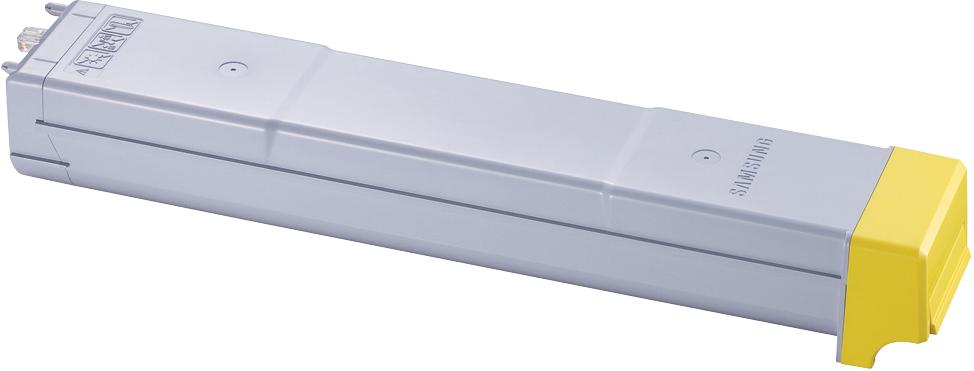 Samsung CLX-Y8385A Original Amarillo 1 pieza(s)