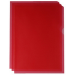 Q-CONNECT KF01485 folder Red