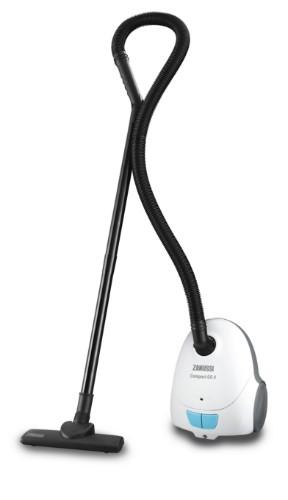 Zanussi ZAN4002WT vacuum 1.5 L Dry 750 W Dust bag
