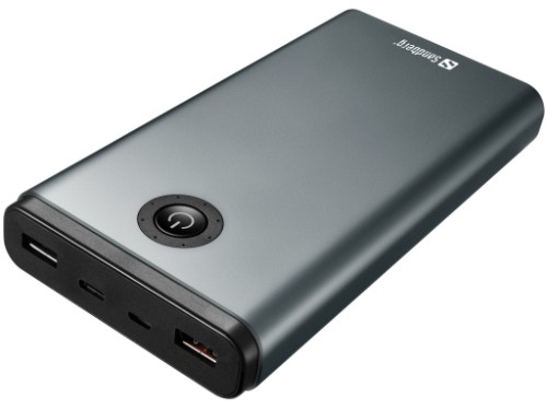 Sandberg Powerbank USB-C PD 65W 20800 power bank