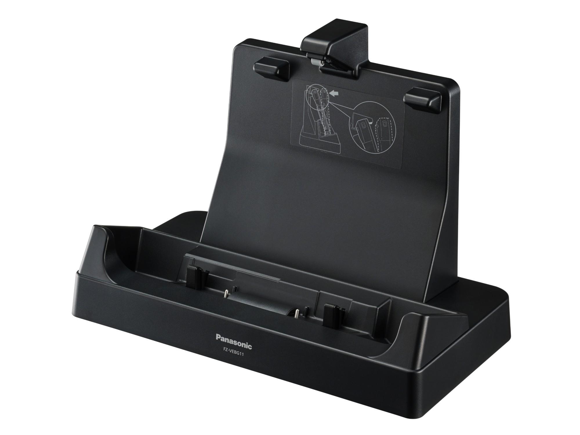 Panasonic FZ-VEBG11AU notebook dock/port replicator Docking Black