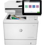 HP Impressora multifuncional Color LaserJet Enterprise M578f