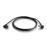 C2G 81704 1m USB A Micro-USB B Male Male Black USB cable