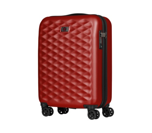 Wenger/SwissGear Lumen Trolley Red Aluminium,Polycarbonate 32 L