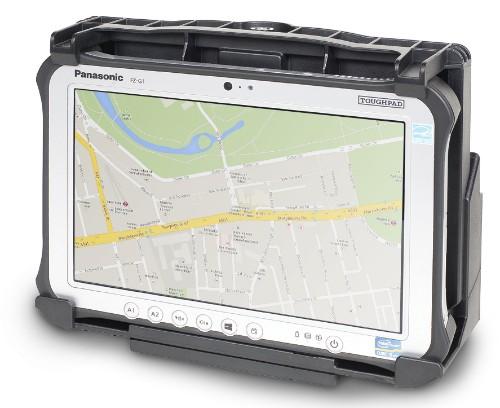 Panasonic PCPE-GJG1V05 Tablet Black mobile device dock station
