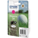 Epson Golf ball Singlepack Magenta 34 DURABrite Ultra Ink