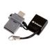 Verbatim Store 'n' Go 16GB USB 2.0 Type-A Black,Silver USB flash drive