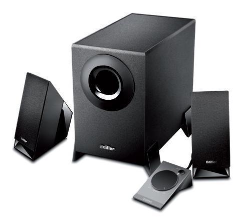Edifier M1360 speaker set 2.1 channels 8.5 W Black