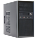 Chieftec CT-01B-OP computer case Mini-Tower Black