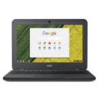 "Acer Chromebook 11 C731T-C96J Grey 29.5 cm (11.6"") 1366 x 768 pixels Touchscreen Intel® Celeron® N3060 4 GB LPDDR3-SDRAM 32 GB Flash"