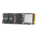 Intel Consumer 760p internal solid state drive M.2 512 GB PCI Express 3.1 3D2 TLC NVMe