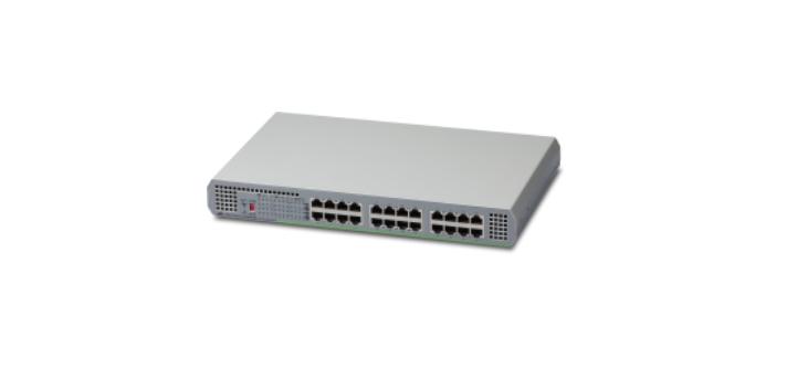 Allied Telesis AT-GS910/24-50 No administrado Gigabit Ethernet (10/100/1000) Gris