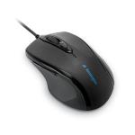 Kensington Pro Fit USB+PS/2 Optical Right-hand Black mice