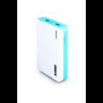 Urban Factory Cosmic batería externa Azul, Blanco 10400 mAh