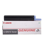 Canon 6836A002 (C-EXV 5) Toner black, 7.85K pages @ 6% coverage, 440gr, Pack qty 2