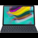 Samsung EJ-FT720 mobile device keyboard QWERTY Nordic Black Pogo Pin