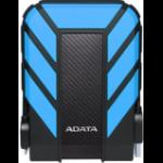 ADATA HD710 Pro external hard drive 4000 GB Black,Blue