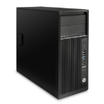 HP Z240 MT + NVIDIA Quadro K2200 Intel® Xeon® E3 v5 E3-1245V5 8 GB DDR4-SDRAM 1000 GB HDD Mini Tower Black Workstation Windows 7 Professional