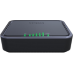 Netgear LB1110 Ethernet LAN Black wired router