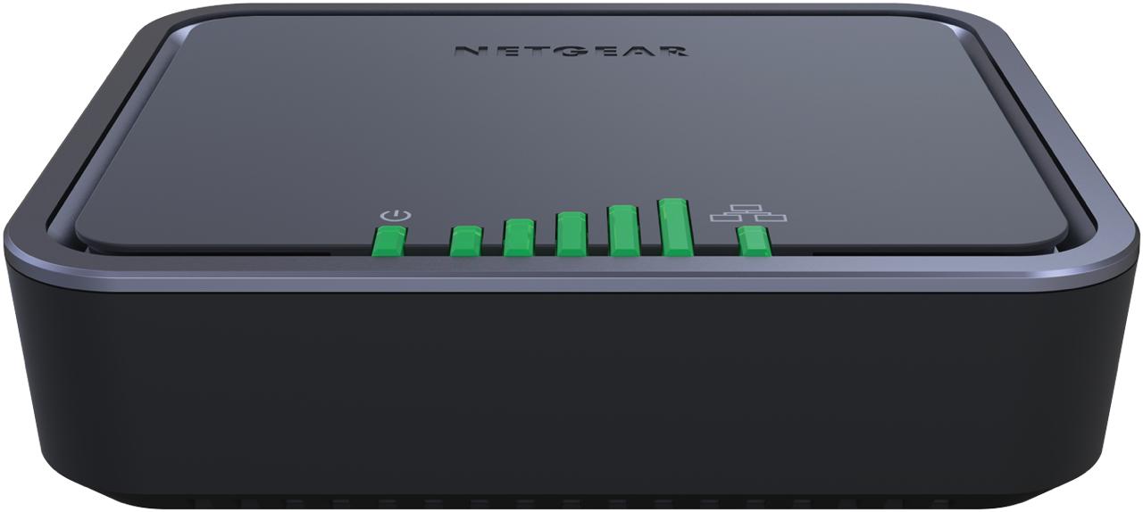 Netgear LB1110 Ethernet LAN Black