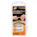 Duracell DA13 non-rechargeable battery