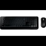 Microsoft Wireless Desktop 850 keyboard RF Wireless Black