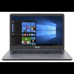 "ASUS F705UA-GC633T Grijs Notebook 43,9 cm (17.3"") 1920 x 1080 Pixels 2,2 GHz Intel® 8ste generatie Core™ i3 i3-8130U"