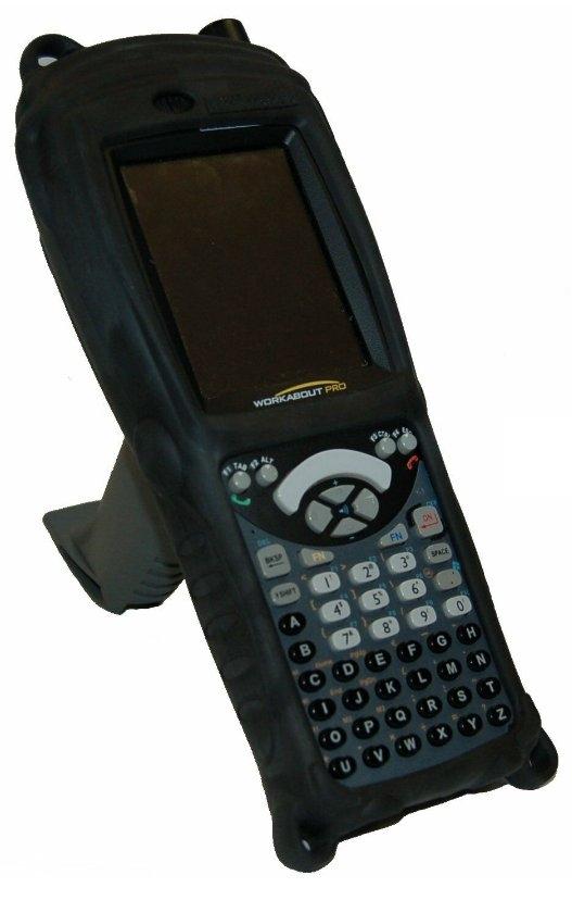 Zebra WA6404 accesorio para dispositivo de mano Funda robusta para terminal portátil Negro