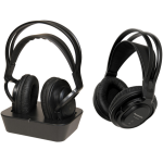 Panasonic RP-WF830WE-K headphone Circumaural Head-band Black