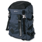 "Manhattan Zippack 15.6"" Notebook backpack Blue"