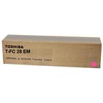 Toshiba 6AJ00000048 (T-FC 28 EM) Toner magenta, 24K pages @ 6% coverage