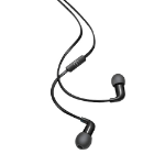 DELL IE600 In-ear Binaural Wired Black mobile headset