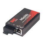IMC Networks MiniMc-Gigabit, TX/SX-MM850-SC network media converter 1000 Mbit/s