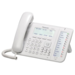 Panasonic KX-NT556X Wired handset LCD White IP phone