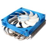 Jonsbo HP-400 computer cooling component Processor Cooler 9 cm 1 pc(s) Blue, Grey