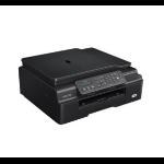 Brother MFC-J200 Inyección de tinta A4 Wifi Negro multifuncional
