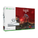 Microsoft Xbox One S + Halo Wars 2: Ultimate 1000GB Wi-Fi White