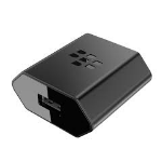 BlackBerry RC-1500UK Indoor Black mobile device charger