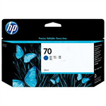 HP C9458A (70) Ink cartridge blue, 130ml
