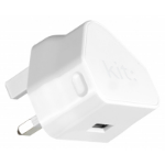 Kit USBMC2AWH mobile device charger Indoor White