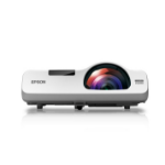 Epson PowerLite 535W Desktop projector 3400ANSI lumens 3LCD WXGA (1280x800) White data projector