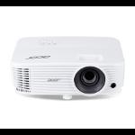 Acer Essential P1350WB videoproyector 3700 lúmenes ANSI DLP WXGA (1280x800) Proyector instalado en el techo Blanco