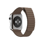 Apple 42MM LIGHT BROWN LEATHER
