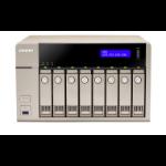 QNAP TVS-863+ NAS Tower Ethernet LAN Gold
