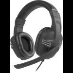SPEEDLINK VERSICO Headset Head-band Black,Grey
