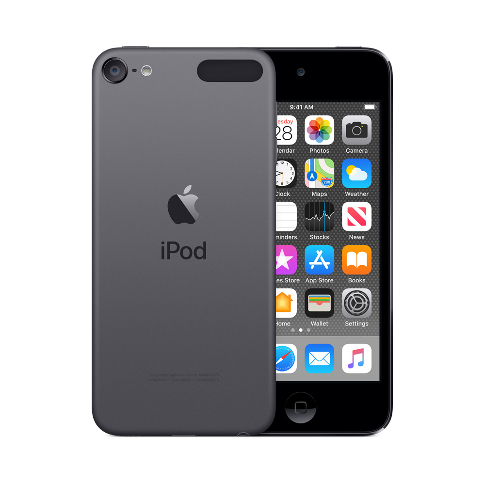 Apple iPod touch 128GB Reproductor de MP4 Gris