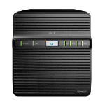 Synology DS416J NAS Desktop Ethernet LAN Black storage server