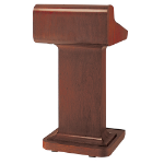 Da-Lite 74603 classroom table Wood