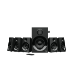 Logitech Z607 speaker set 5.1 channels 80 W Black